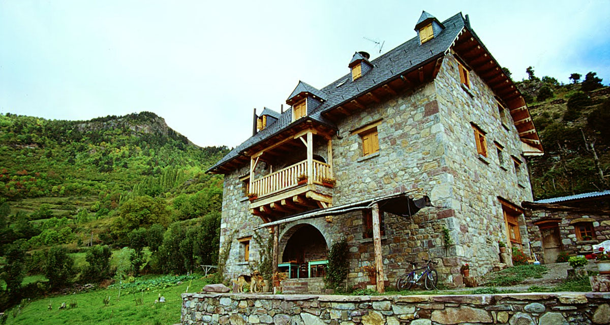Casa Fontamil, Gistaín