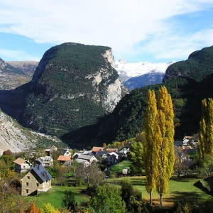 Saravillo, Valle de Chistau