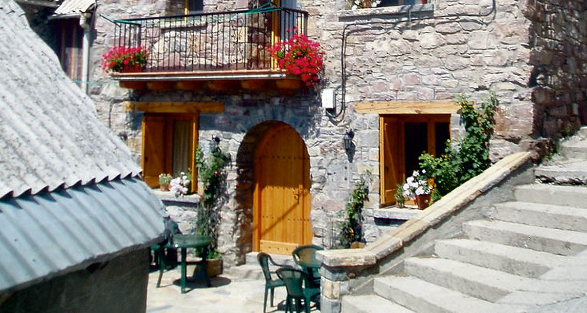 Casa Lucía, Gistaín