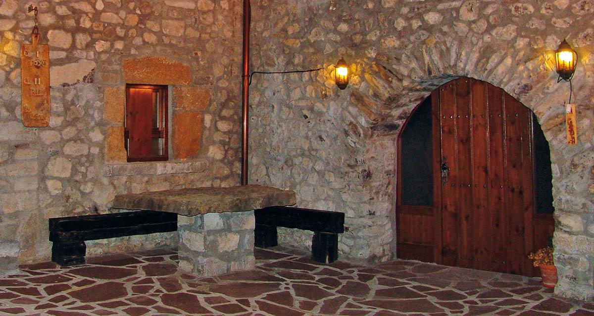 Casa Ramón, Sin