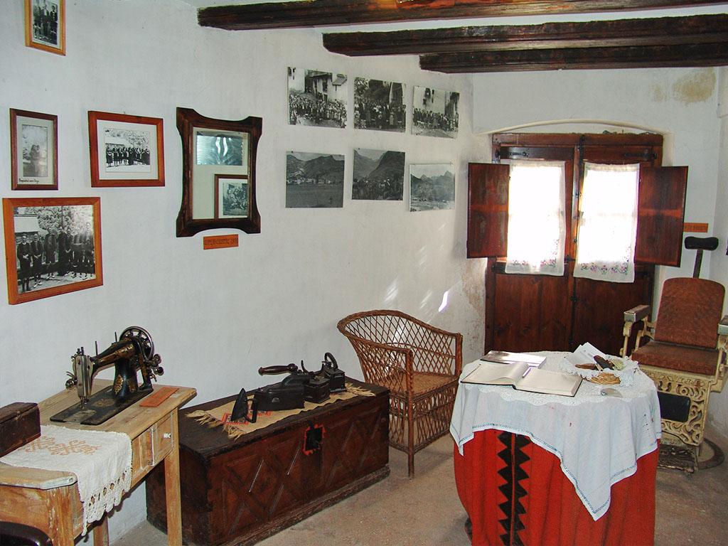 Museo Etnológico de San Juan de Plan