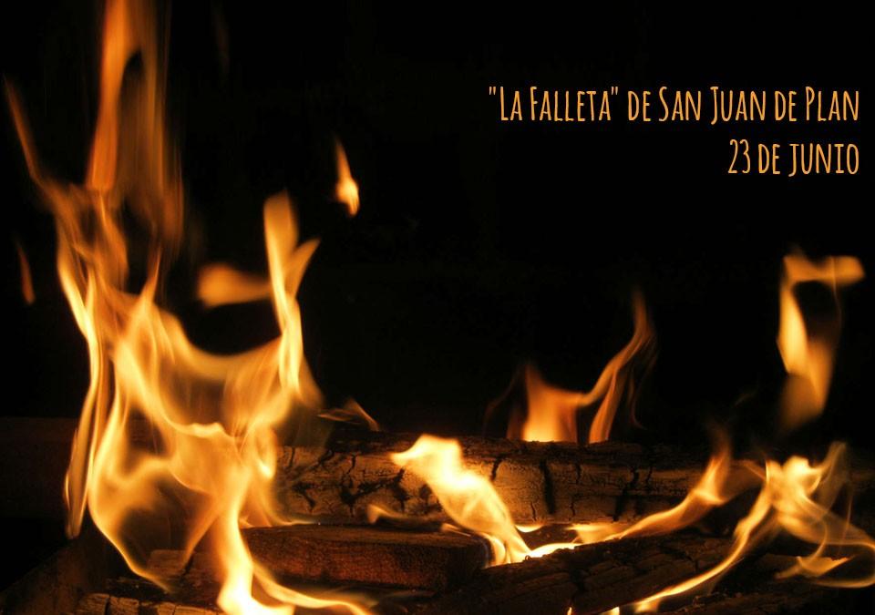 Falleta de San Juan de Plan