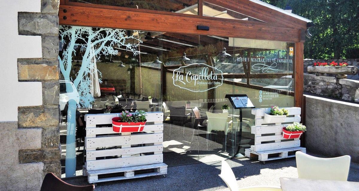 La Capilleta, restaurante bistro valle de chistau
