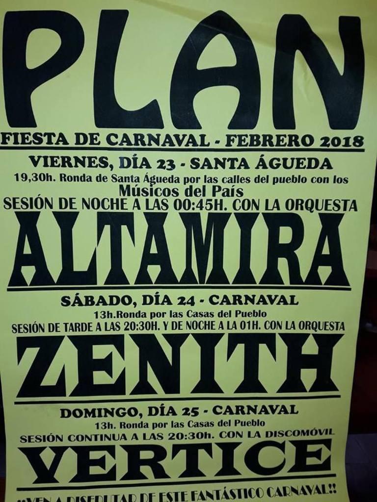Carnaval De Plan 2018 Bal De Chistau