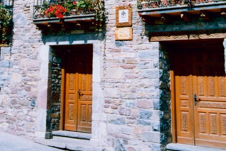 Casa Guillén, Gistaín