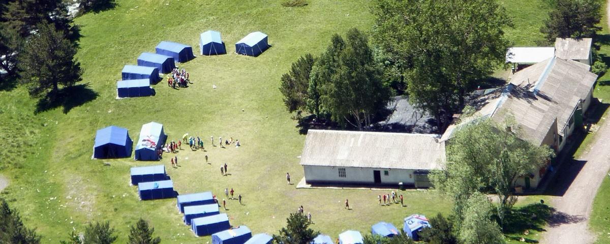 Campamento Virgen Blanca